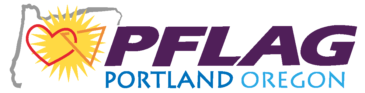 PFLAG Portland Chapters logo